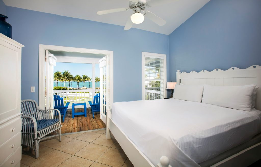 Treat mom to in-room spa treatments at Tranquility Bay Resort, Florida Keys