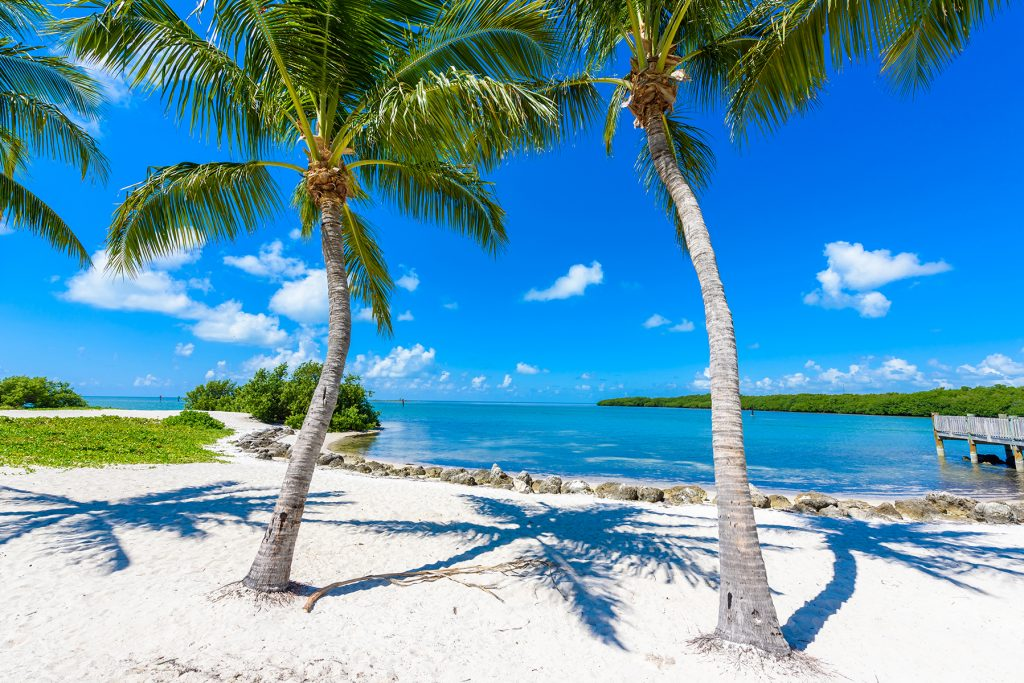 Sombrero Beach Florida Keys