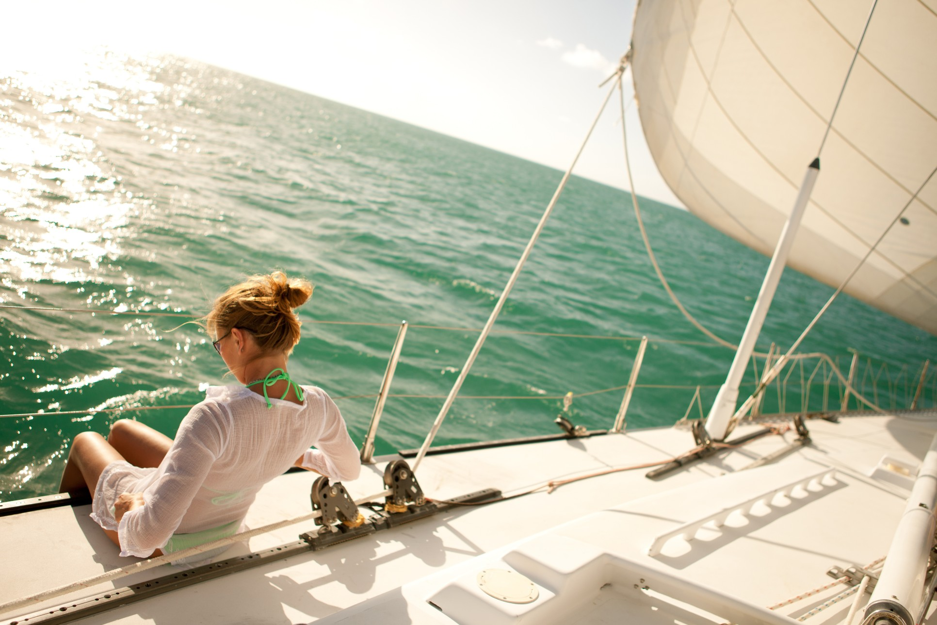 Sailing in the Florida Keys